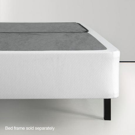 Zinus 7.5 Bifold Box Spring / sturdy Steel Structure / Folding Mattress Foundation / No Assembly Required - image 4 of 8