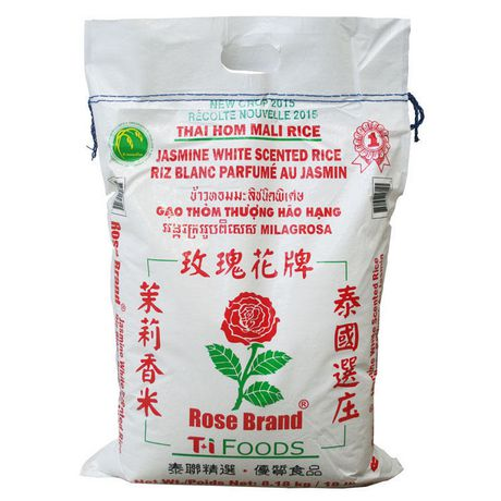 Rose Jasmine White Scented Rice