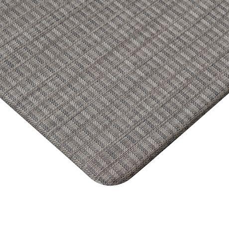 tapis mousse anti fatigue de mainstays en gris walmart ca