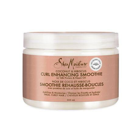 Shea Moisture Coconut & Hibiscus Smoothie - image 2 of 6