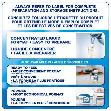 Similac Advance Étape 1 Préparation en liquide concentré, 12 x 385mL - image 9 de 9