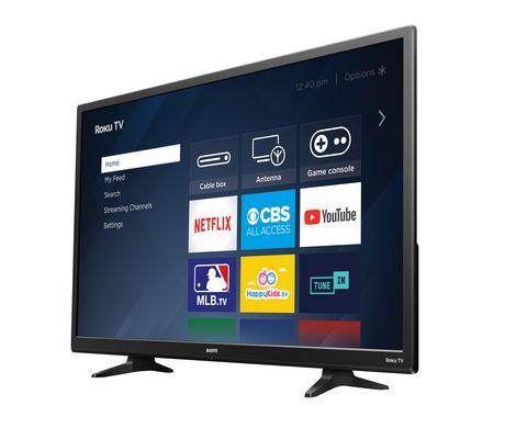 "Sanyo 32"", 720p LED Roku Smart TV, FW32R19FC - image 2 of 9"