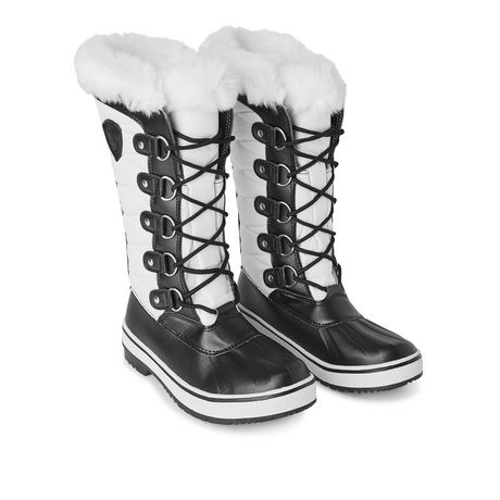 Canadiana Women's Crystal Boots - image 2 of 4