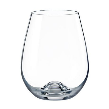 9ac0a31357d Vino Multi-Purpose Stemless Tumbler 330ml Set of 6 - image 1 of 1 ...