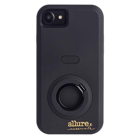 timeless design 59cd9 89ee1 Case-Mate Allure Selfie Case iPhone 6/6s/7 Black