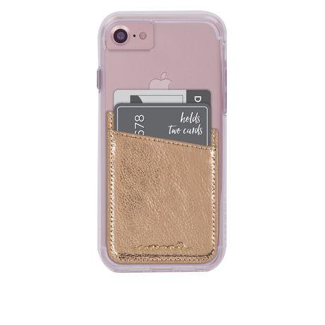 Case-Mate ID Pocket - Rose Gold - image 2 of 3
