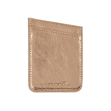 Case-Mate ID Pocket - Rose Gold - image 1 of 3