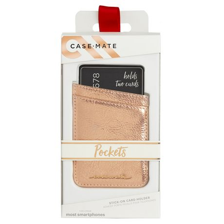 Case-Mate ID Pocket - Rose Gold - image 3 of 3