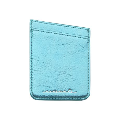 Teal coloured Case-Mate Pocket ID