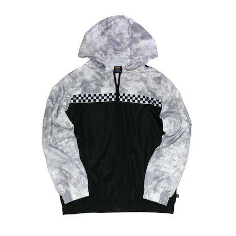 Boys Mini Pop Kids Checker Nylon Jacket - image 5 of 7