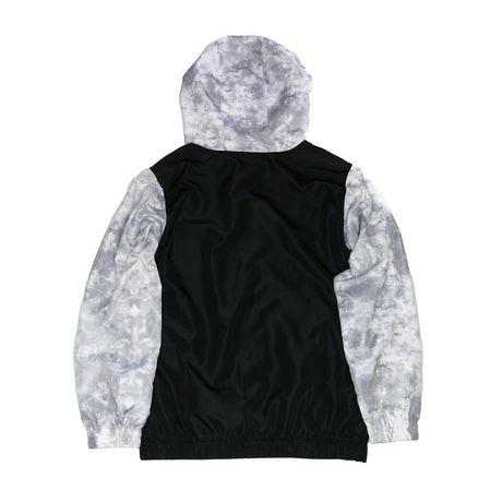 Boys Mini Pop Kids Checker Nylon Jacket - image 6 of 7