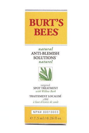 Burt's Bees Anti-Blemish Solutions Targeted Spot Treatment, 7.5mL - image 2 of 4