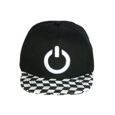 Mini Pop Kids Checkered Hat - image 4 of 6