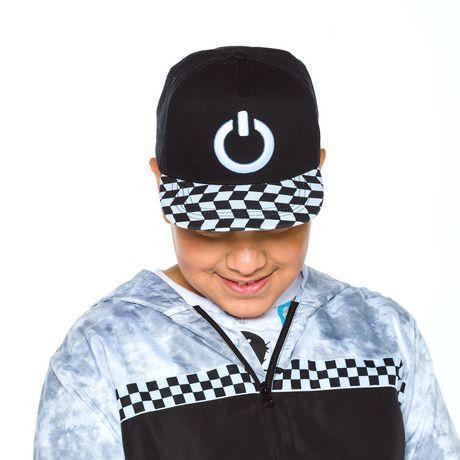 Mini Pop Kids Checkered Hat - image 2 of 6