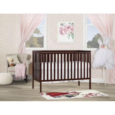 Dream On Me Synergy, 5 in 1 Convertible Crib - image 4 of 6