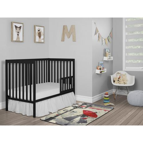 Dream On Me Synergy 5-in-1 Convertible Crib - image 5 of 9