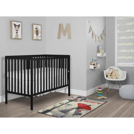Dream On Me Synergy 5-in-1 Convertible Crib - image 4 of 9