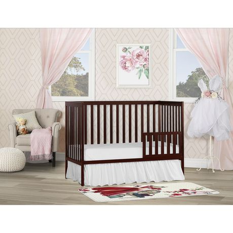 Dream On Me Synergy, 5 in 1 Convertible Crib - image 5 of 6