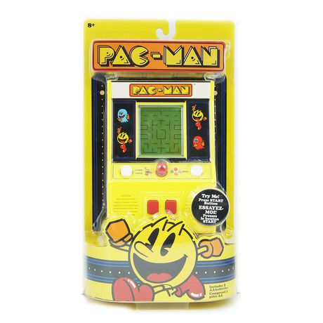 Pac-Man Mini Classic Arcade Game
