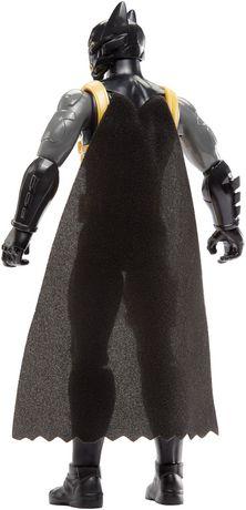 Batman Missions – Mouvements réels – Figurine Batman Combinaison Antitoxine - image 4 de 5
