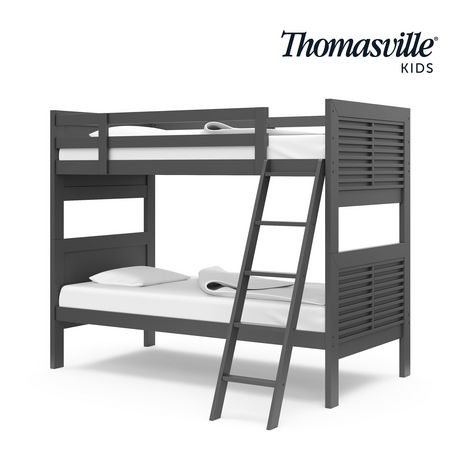 Thomasville Kids Milo Convertible Twin Bunk Bed - image 1 of 8