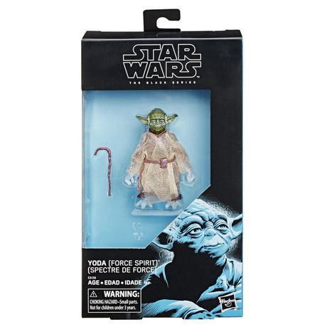 Star Wars The Black Series Star Wars: The Last Jedi Yoda (Force Spirit) Action Figure - image 2 of 8