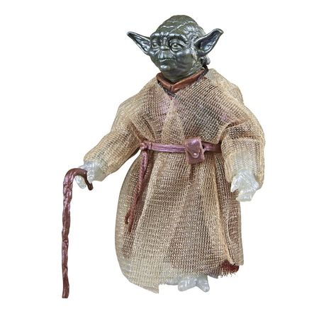 Star Wars The Black Series Star Wars: The Last Jedi Yoda (Force Spirit) Action Figure - image 3 of 8