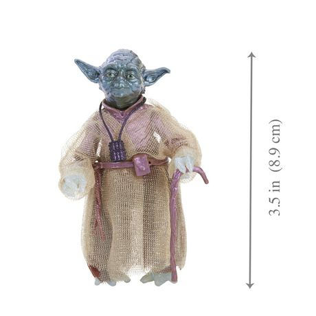 Star Wars The Black Series Star Wars: The Last Jedi Yoda (Force Spirit) Action Figure - image 4 of 8