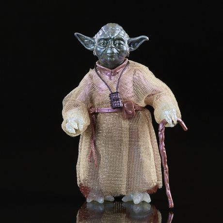 Star Wars The Black Series Star Wars: The Last Jedi Yoda (Force Spirit) Action Figure - image 5 of 8