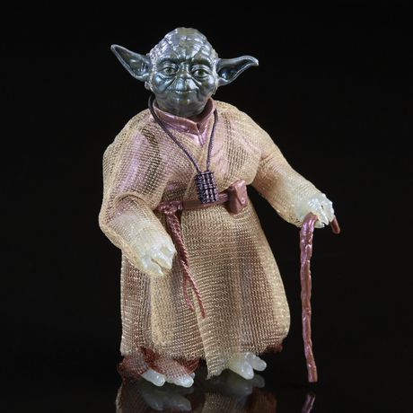Star Wars The Black Series Star Wars: The Last Jedi Yoda (Force Spirit) Action Figure - image 6 of 8