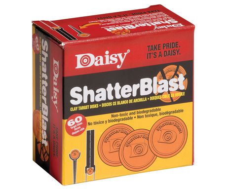 Cibles cassables Daisy ShatterBlast - image 1 de 1