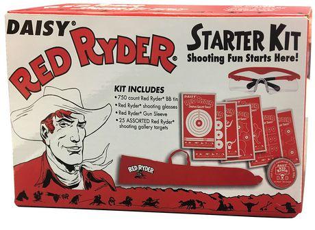 Ensemble de départ Daisy Red Ryder - image 1 de 1