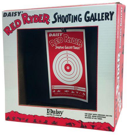 Cible de galerie de tir Daisy Red Ryder - image 1 de 2