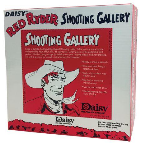 Cible de galerie de tir Daisy Red Ryder - image 2 de 2