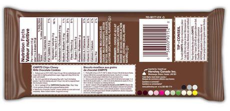 HERSHEY'S CHIPITS Milk Chocolate Baking Chips - image 2 of 5