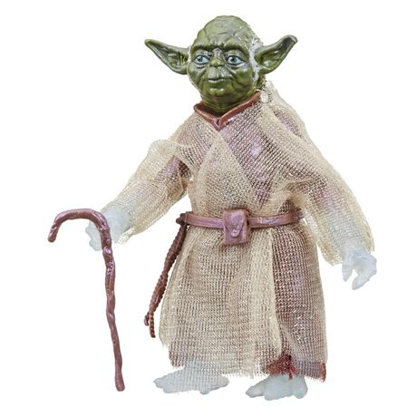 Star Wars The Black Series Star Wars: The Last Jedi Yoda (Force Spirit) Action Figure - image 1 of 8