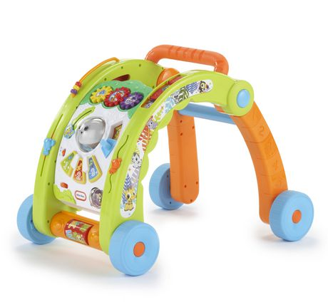 Little Tikes Light 'n Go - 3-in-1 Activity Table And Walker - image 3 of 8