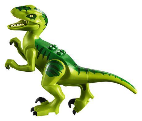 LEGO Juniors - Le camion de secours du vélociraptor (10757) - image 4 de 6