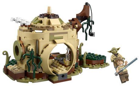 Yoda75208 Lego De La Hutte Wars Star Tm 8nwmN0Ov