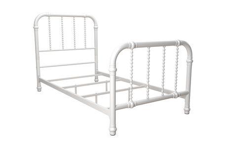 Jenny Lind Metal Bed - image 4 of 9