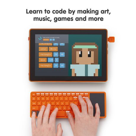 Kano Computer Kit Touch – A tablet anyone can make - image 4 of 5