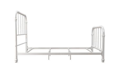 Jenny Lind Metal Bed - image 6 of 9