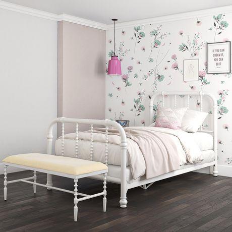 Jenny Lind Metal Bed - image 1 of 9