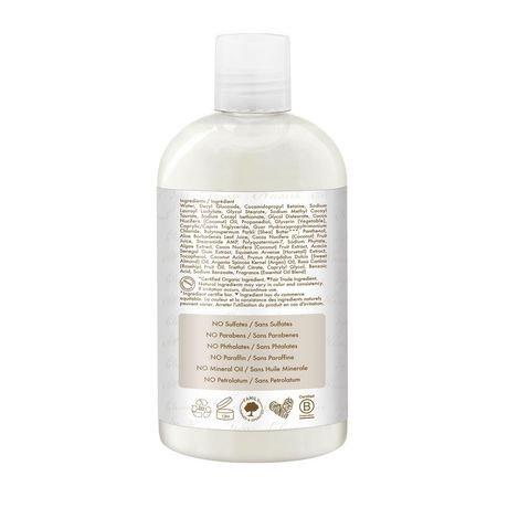 Shea Moisture 100% Virgin Coconut Oil Daily Hydration Shampoo 384ml - image 2 of 4