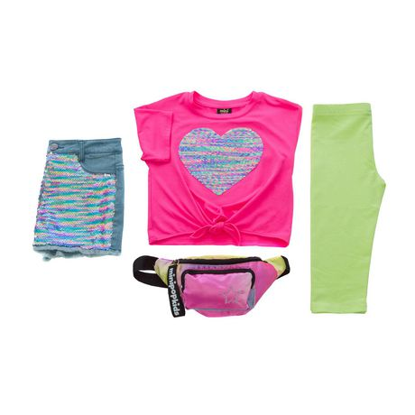 Girls Mini Pop Kids Tie Dye Fanny Pack - image 5 of 5