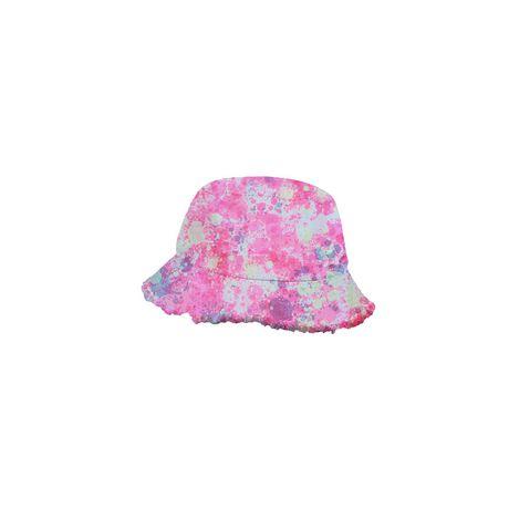 Girls Mini Pop Kids Tie Dye Bucket Hat - image 1 of 1