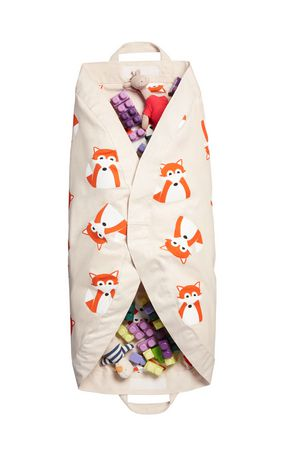 3 Sprouts Play Mat And Storage Bag Fox Walmart Canada