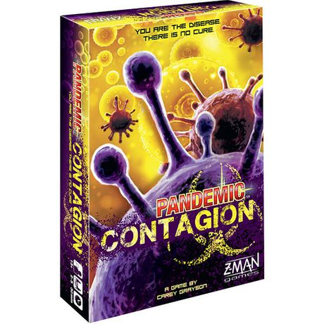 Activision Pandemic: Contagion Boardgame | Walmart Canada