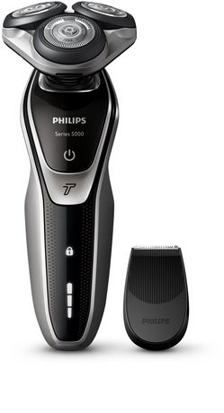 Philips Shaver series 5000 Wet & dry electric shaver, Series 5000 with Turbo mode, S5361/08 - image 1 of 6