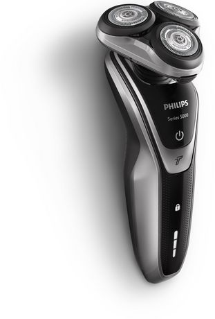 Philips Shaver series 5000 Wet & dry electric shaver, Series 5000 with Turbo mode, S5361/08 - image 2 of 6